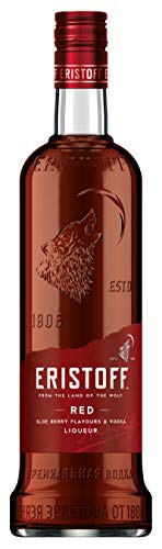 Eristoff Red Vodka - 700 ml