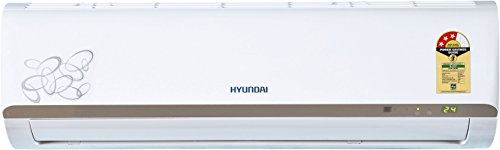 Hyundai HS4G33.GCO-CM Split AC (1 Ton, 1 Star (2018) Rating, White, Copper)