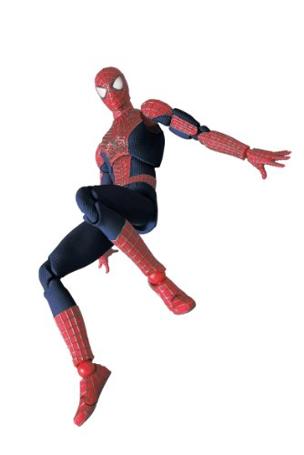 MAFEX The Amazing Spider-Man 2 Figura De Acción 5