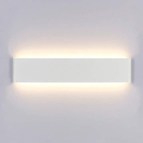 Aplique Pared Interior LED 14W Lámpara de pared Moderna Blanco Cálido Perfecto para Salon Dormitorio Sala Pasillo Escalera