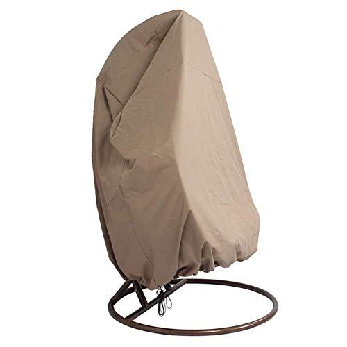 Waterproof Cloth Home Outdoor-Zelt Outdoor hängenden Korb Poncho Regenbeutel Staubbeutel Regenschutz wasserdicht und UV-Schutz (Size : 146x118x195cm)