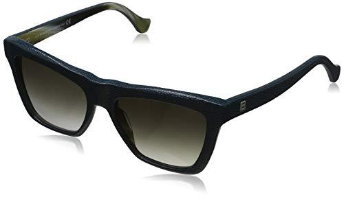 Balenciaga Damen Sonnenbrille, Blue, 56