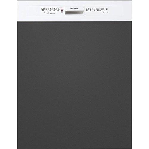 Smeg pl5222b Semi integrierter 13places A + + Spülmaschine–Geschirrspülmaschinen (Semi Integriert, grau, Full Size (60cm), weiß,...