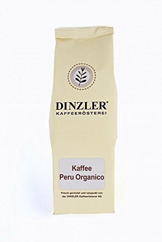 Kaffee Peru - ganze Bohne - 250 g - Bio