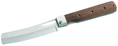 Herbertz Couteau à pain camping, 440 A, Tagayasan