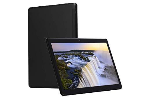 HaoYiShang Mtk Helio X 30 Deca Core 10,1 Zoll Tablet PC, 4 GB RAM, 64 GB Speicher 2560 x 1600 JDI-Bildschirm, Dual-SIM-Karte Android 7.0, Spiel Gaming Tablet PC (Schwarz)