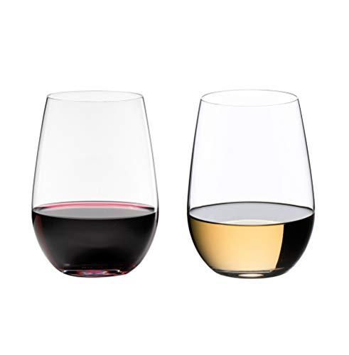 """Riedel 414/15 Rotweinglas \""""O\"""" Riesling/Sauvignon Blanc, 2-er Set"""