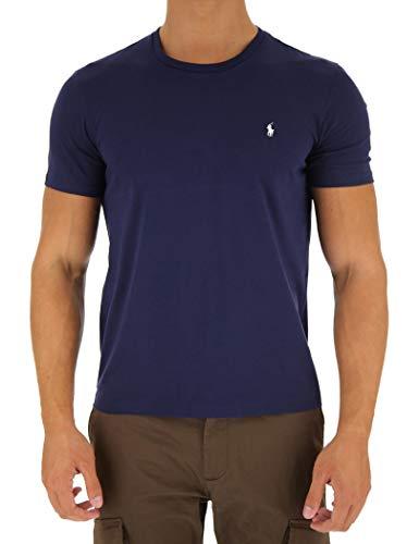 Polo Ralph Lauren T Shirt S//S Crew-Sleep Top 714706745004 White