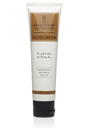 Deep Steep Hand Cream, Brown Sugar Vanilla 59 ml