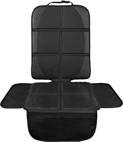LIONSTRONG - Protector seguro para asiento infantil - Protege tu coche -...