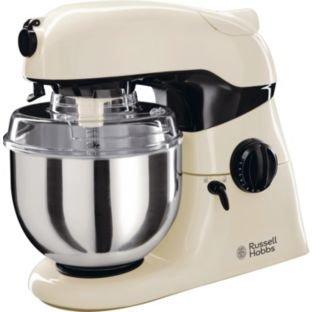 Russell Hobbs 18557 Creations Kitchen Machine – Cream.