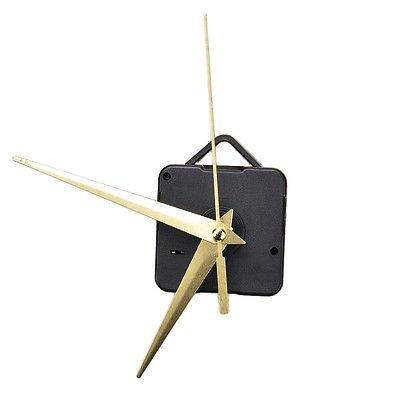Horloge Kit - Horloge Quartz Murale Mouvement Mécanisme 22mm Longue