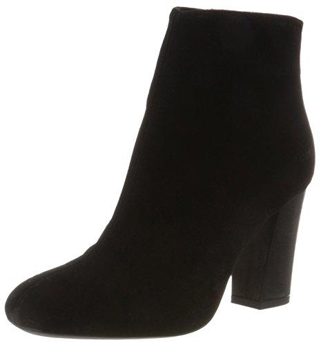 Oxitaly Damen Gisella 330 Chelsea Boots, Schwarz (Nero), 36 EU