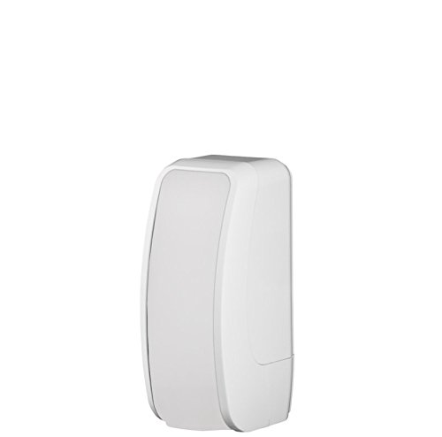 Metzger COSMOS abschließbarer Schaumseifenspender aus ABS Kunststoff in weiß
