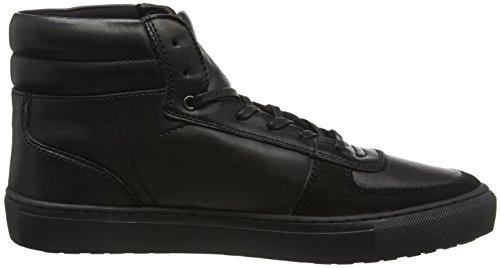 Lnss Creran, Sneakers Hautes homme Noir - Black (579 True Black)
