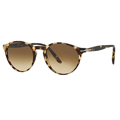 Persol Vintage Celebration Occhiali da Sole, Marrone (Tabacco Virginia/Gradientbrown), 50 Uomo