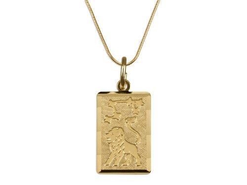 midas-oro-leon-diseno-colgante
