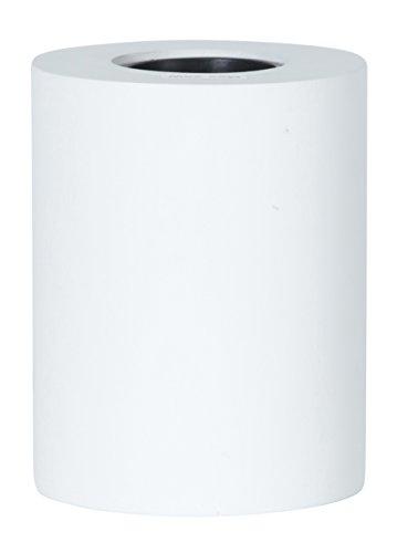 """Standleuchte""""Tub"""", E27-Fassung Farbe : weiss, mit Schalter ca. 10 cm x 8 cm (Leuchtmittel nicht enthalten)"""