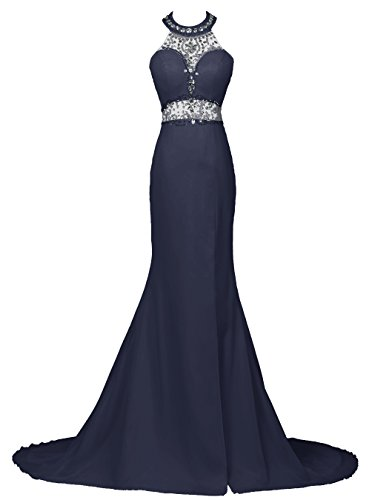 dresstells-long-mermaid-prom-dress-beadings-halter-evening-gowns-with-slit