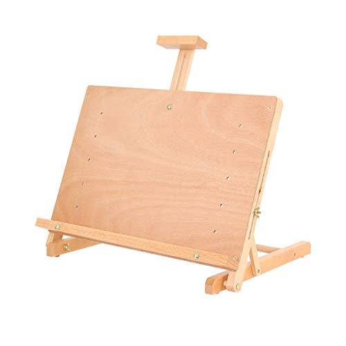 en Desktop Desktop Drawing Board Staffelei Klapp Anfänger Skizzieren Maltisch Einstellbare Sketch Drawing Board ()