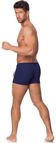 Hommes Shorts de Bain Modèle Alex Bleu Foncé
