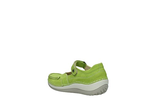 Wolky 4804175 Elation Lime Schlamm