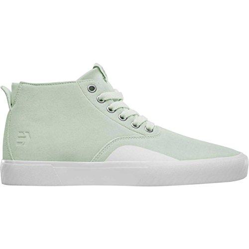 Etnies Jameson Vulc MT, Scarpe da Skateboard Uomo Verde (313-green/white/gum 313)
