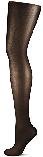 Wolford Damen Strumpfhose Perfectly 30 Den, Schwarz (Black 7005), XL -