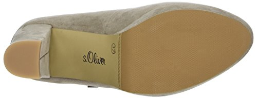 Bege taupe Damen 341 24411 Bombas oliver S z1IPAA