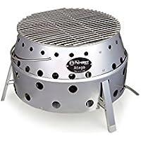 Edelstahl - Holzkohlegrill Petromax BBQ GRILL ATAGO - Vertrieb durch HOLLY PRODUKTE STABIELO -