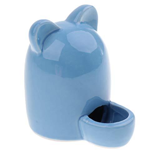 Homyl Automatischer Wasserspender Keramik Wasser Feeder für Hamster, Mäuse, Ratten, Meerschweinchen, Igel