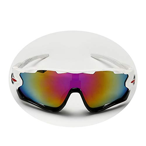 Labor Schutzbrille Sonnenbrillen Fahrradfahren Im Freien Vr Brille Sport Männer Und Frauen Sonnenbrillen White Black Purple Damen Herren