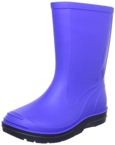 Beck Basic 486, Mädchen Schlupfstiefel, Blau (royalblau 12), EU - Kind Schuhe Mädchen Stiefel