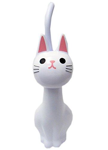 Wei? WC-B?rste WC-Katze (Japan Import / Das Paket und das Handbuch werden in Japanisch)