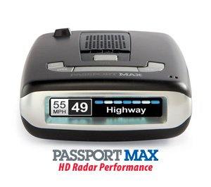 Escort Passport MAX HD Radarwarner