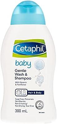 Cetaphil Baby Gentle Wash & Shampoo 30