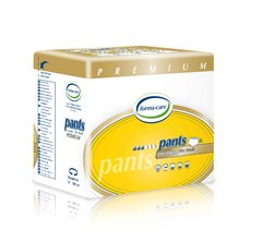 Forma-care Pants Premium Dry - Gr. Small (S1) - PZN 08487800 - (14 Stück).