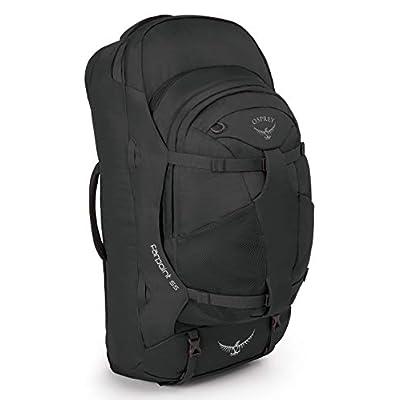 Osprey Farpoint 55 Backpack27 - Volcanic Grey, S/M - trekking-rucksacks