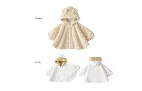 Zenness Niedliche Baby-Kleidung Umhang mit Kapuze Häschen Cape Baby Mantel (90cm (6-12 Monate)) (Rabbi Kinder Kostüme)