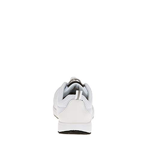 Propet Travel Walker II Elite Maschenweite Wanderschuh White