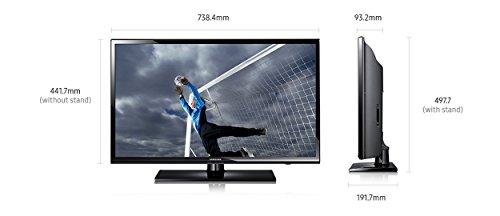 Samsung 80 cm (32 inches) FH4003 HD Ready LED TV (Black)