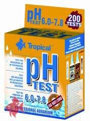 Tropical pH-Test 6.0-7.8, 1er Pack (1 x 12 g)