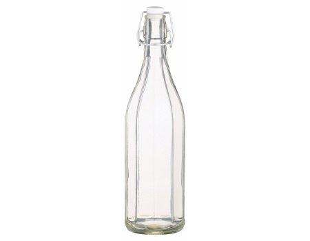 Kitchen Craft KCBOTRD1 - Botella de cristal para aceite con cierre de