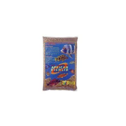 Carib Sea Eco-Complete African Cichlid Substrate, 20-Pound, Live Sand for Aquarium by TopDawg Pet Supply 1