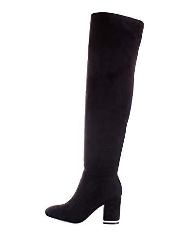 Calvin Klein E6267 Stivali Donna Nero 36