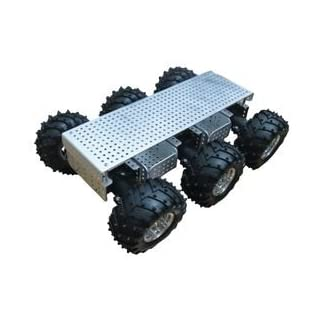 Impressive-Power AREXX - WTR-6WD - WILD THUMPER