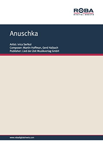 anuschka-notenausgabe-sirtaki-german-edition