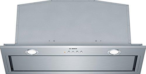 Bosch DHL785C - Campana (Canalizado/Recirculación, 730 m³/h, A, Built-under, LED, 244 Lux)...