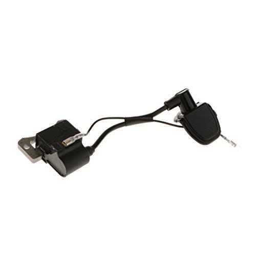 Sharplace Mini Moto Zündspule für Alle luftgekühlten 47cc & 49cc Mini Pocket Bike Motoren