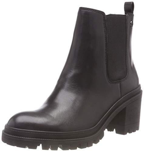 Tamaris Damen 25417-21 Chelsea Boots, Schwarz (Black 1), 38 EU